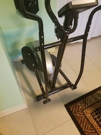 black and gray elliptical trainer Laval, H7T 2L4