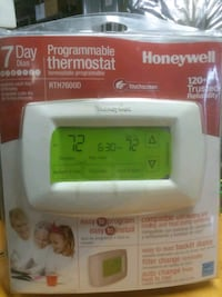 Programmable Thermostat  Round Hill, 20141