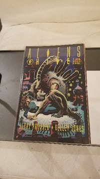 Aliens Hive 4 of 4 Limited Series Alexandria, 22309