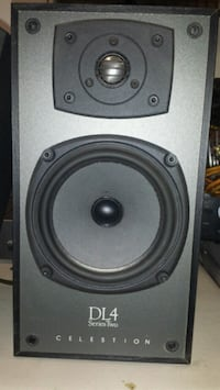 Celestion dl4 series speakers  Baden, N3A 4S4