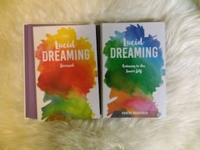 The Lucid Dreambook Pack