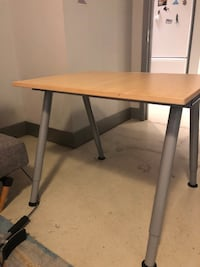 Small Wooden Desk CAPITOLHEIGHTS