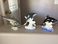 New!  Fishie Figurines. Really Nice Langley, V2Y 2Y1