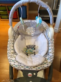 Brand new 4 in 1 Rock n' Glide Soother Vaughan