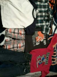 Assorted kids 4-6t boys clothes Manteca, 95336