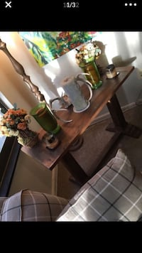 Beautiful Pier 1 Console Table