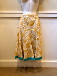 Beautiful boho style floral long skirt. Sz 6 Las Vegas, 89117