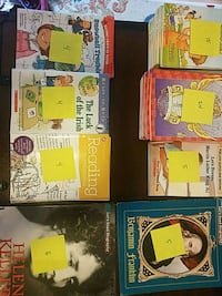 1st and 2nd grade book sets (67 books) Stokesdale, 27357