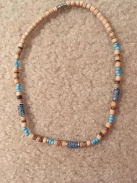 Colorful bohemian choker necklace Ellicott City, 21043