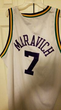Maravich size54 M itchell&Ness 1976-77 New Orleans, 70126
