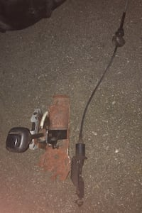 4 speed automatic shifter out a 3rd gen camaro 90$ OBO negotiationable
