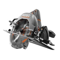 New RIDGID 7 1/4 Cordless Brushless Circular Saw  Toronto