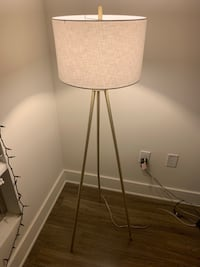 Gold tripod floor lamp Nashville, 37201