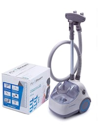 LIKE NEW Steam Elite Garment Steamer By, Heavy Duty Powerful Fabric Steamer with Fabric Brush and Garment Hanger  Alexandria