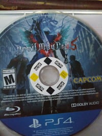 Devil May Cry 5 ps4  Gainesville, 32608