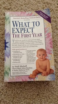 What to expect the 1st Year book 2nd Edition Happy Valley, 97086