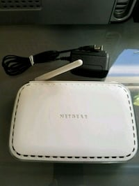 NetGear Wireless router 233 mi