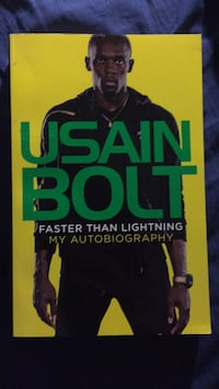 Usain Bolt Book