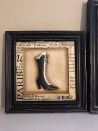Vintage picture and frame  St Catharines, L2P 3W9