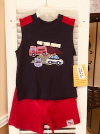 New boy outfit, size 12 months . Woodbridge, 22191
