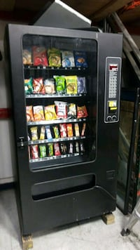 As is blowout sale firm price snack vending machin Gaithersburg, 20879