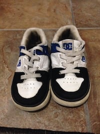 Toddler size 5 DC shoes Ottawa, K2W 0C6