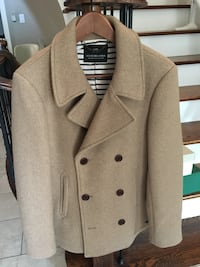 SCOTCH AND SODA Peacoats size small to medium  Vaughan, L4L 1S2