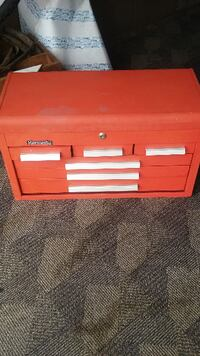 Kennedy 7 drawer tool chest KINGSPORT