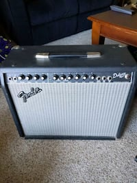 Fender deluxe 90 2 channel amp Silver Spring, 20906