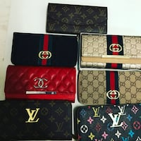 Women's wallets ( Gucci , LV , Chanel Etc ) Ottawa