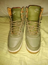 Hi Air Force 1 olive size 11.5 Baltimore, 21224