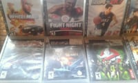 four assorted PS3 game cases Fall River, 02721