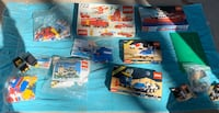 Vintage Lego's from the 1980's.   Sykesville