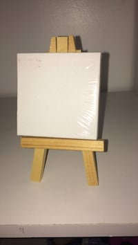 Mini new canvas and support Laval, H7K 3N5