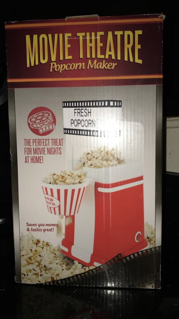 Used Movie Theatre Popcorn Maker For Sale In Charlotte Letgo
