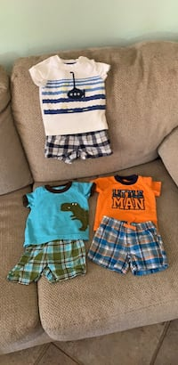 Baby boy clothes 3-6m Gilbert, 85233