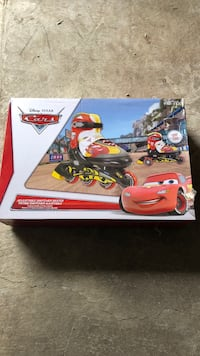 Red and black rc helicopter with box Brampton, L7A 3P5