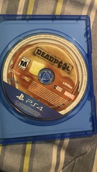 DEADPOOL PS4 GAME DISC Fort Worth, 76120