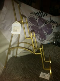 GOLD STAR STEP STAND NEW Lincoln