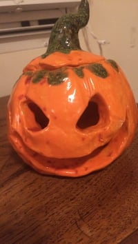 Ceramic pumpkin  Lillington, 27546