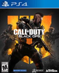 Sony ps4 call of duty black ops 4 Happy Valley, 97015