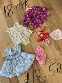 Size 18 mth clothes