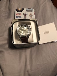 Authentic Fossil Watch Burlington, L7M 1L8