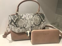 Brand new Bvlgari bag with wallet  Guelph, N1G