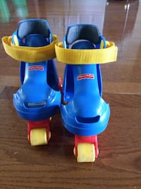 Grow With Me 1,2,3 Roller Skates Blue   Milton, L9T 6S8