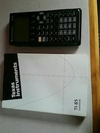 TI-85 calculator  Ottawa, 61350