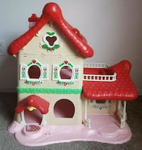 "Strawberry shortcake Big Doll House ""VINTAGE"" Henderson, 89074"