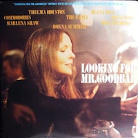 "Classic DISCO & SOUL... ""Looking For Mr. Goodbar"" Lp Soundtrack Bethesda, MD, USA"