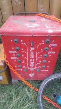 Arc welder rare and old still world collectable Calgary, T3J 1C1