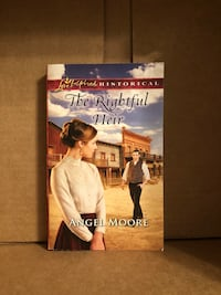 the Rightful Heir by Angel Moore book Raleigh, 27606